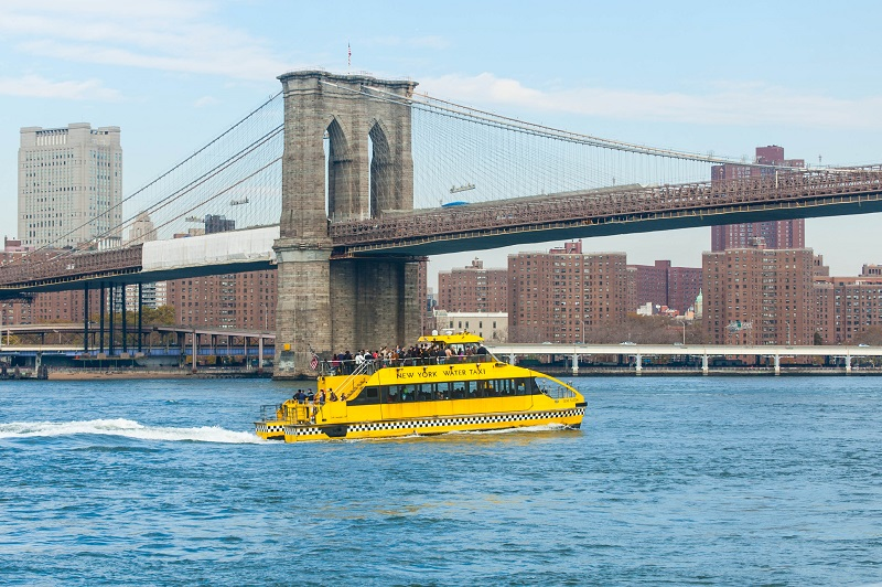 Use a Water Taxi Service to Get You and Your Group From Place to Place