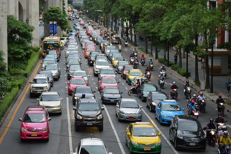 5 Tips to Avoid Road Congestion in Mumbai